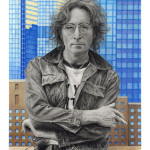 Lennonyc - By Canadian Artist Richard Brown