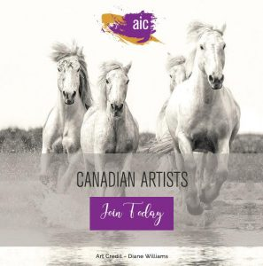 Canadian Artists Join Art In Canada for Online Marketing
