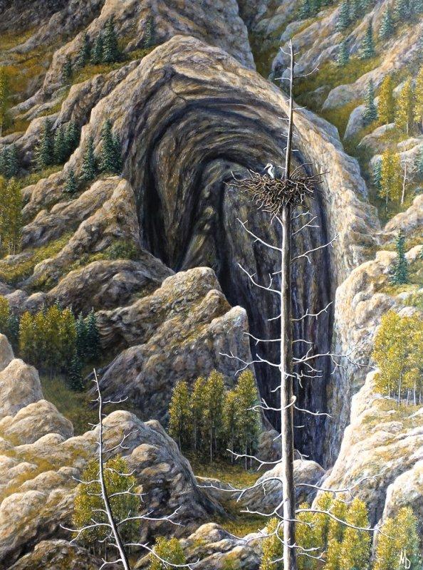 Marc Dmytryshyn - Artwork Immensity